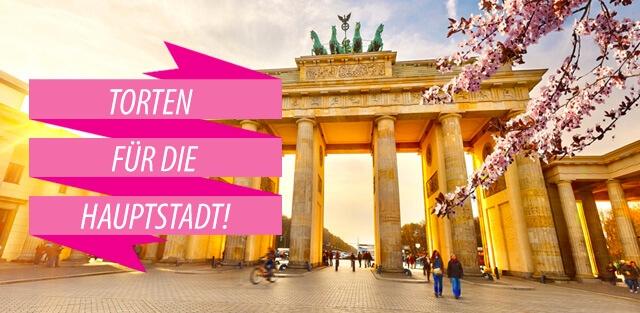Bestelle Deine Torte Nach Berlin Deinetortede