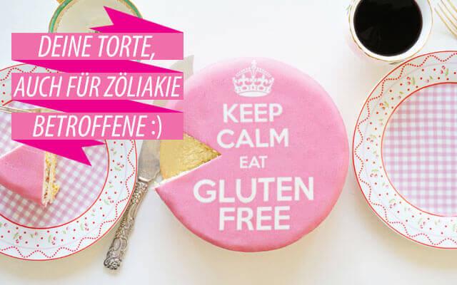 Glutenfreie Torten Hier Online Bestellen Deinetorte De