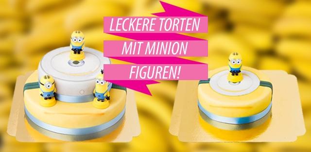 Minions Torten Online Bestellen Deinetorte De