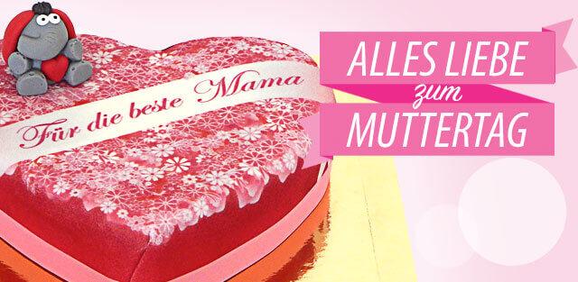 Torte zum Muttertag bestellen