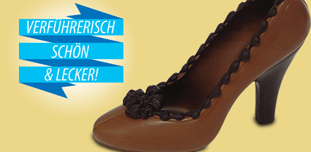 Schokoladen-Dekorationen online bestellen