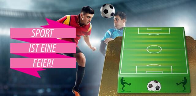 Sport und Hobby Torte online bestellen