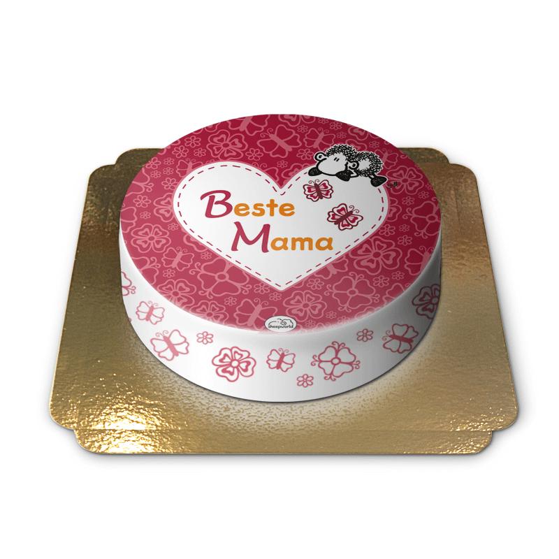 sheepworld Torte zum Muttertag