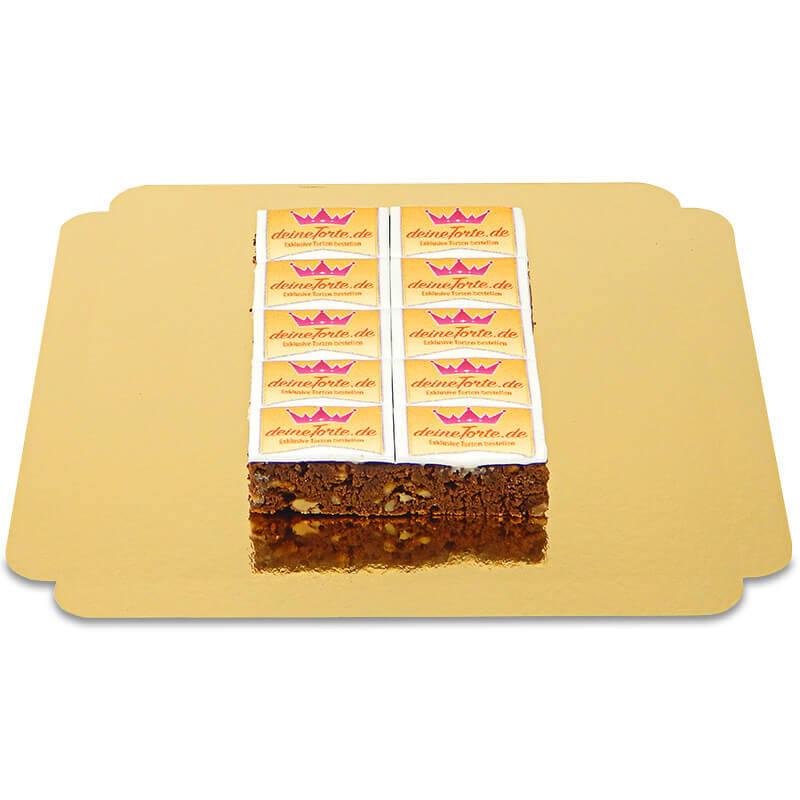 Logo Brownies (15 Stück)