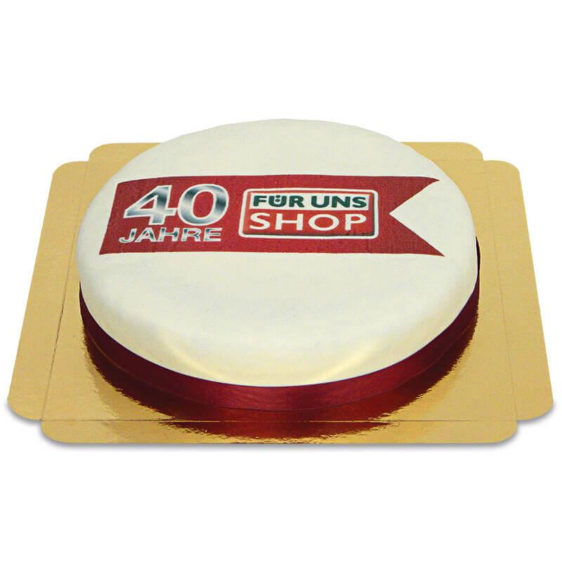 Geburtstagstorte Für Uns 36cm Durchmesser