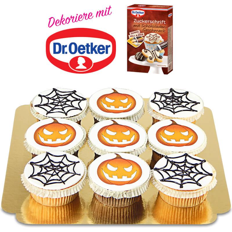 Dr. Oetker Halloween Cupcakes