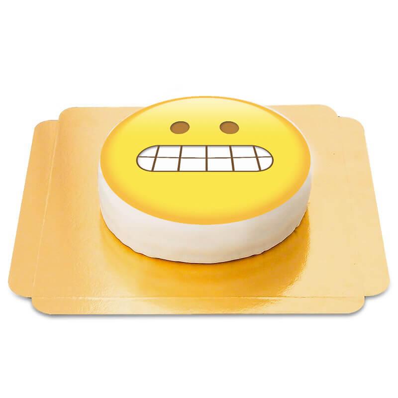 Schadenfroher Emoji Torte