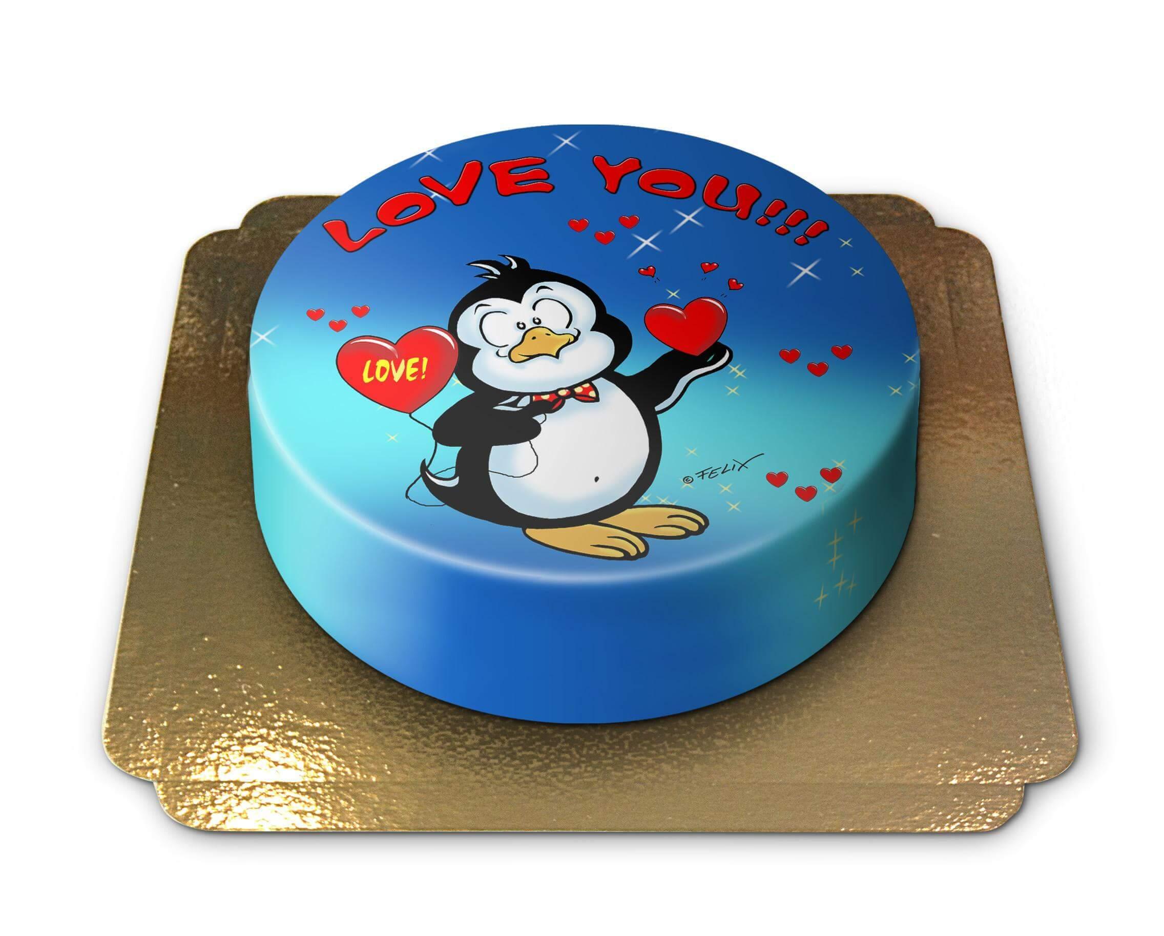 Love you Torte