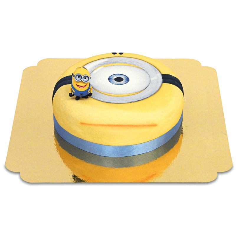 Minion Dave auf Zyklop Torte