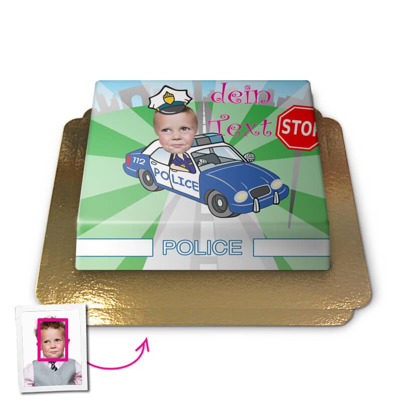 Polizei, Face Cake