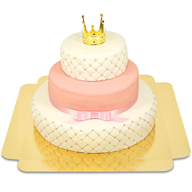 Princess Deluxe Torte
