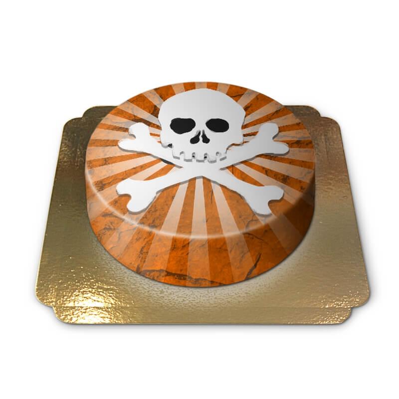 Totenkopf Torte