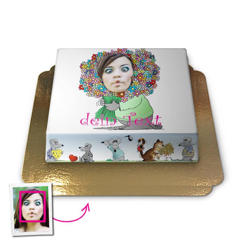 Uli Stein, Face Cake