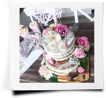 Bestelle Geburtstagstorten und Kuchen ganz einfach online nach Kassel! | deineTorte.de