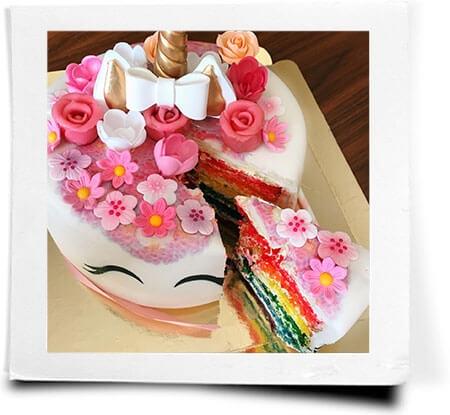 Rainbow Torte Online Bestellen Deinetorte De
