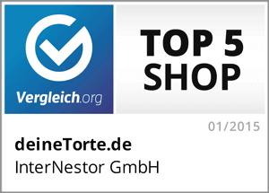 deineTorte.de | vergleich.org top 5 Torten-deko-Shops Deutschlands