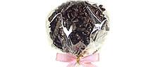 Dunkle Schokolade mit Erdnuss-Chocolate Chip