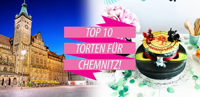 Torten nach Chemnitz bestellen!
