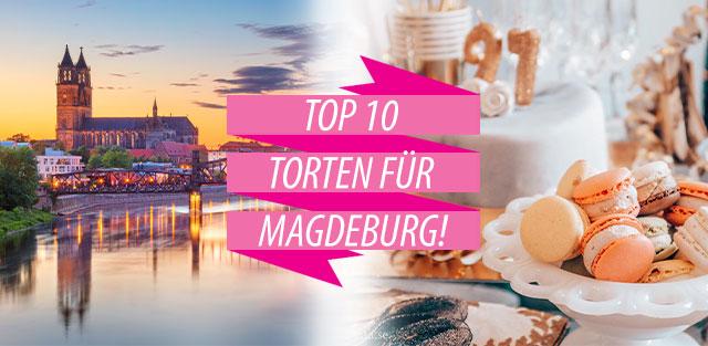 Torten nach Magdeburg bestellen!