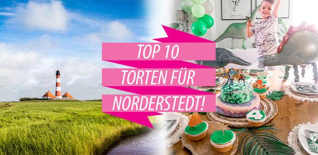 Torten nach Norderstedt bestellen!
