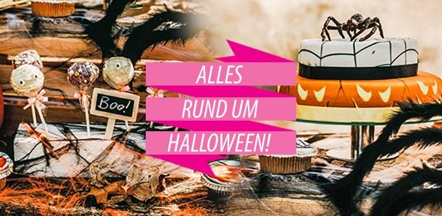Halloween-Torten
