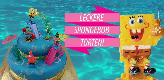 SpongeBob Torten