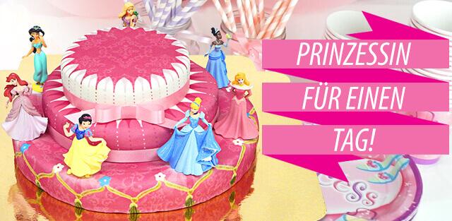 Prinzessinnen Torten