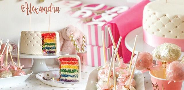 Torten für Mädchen