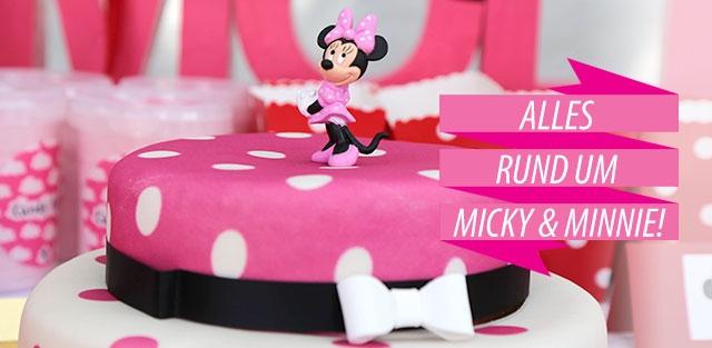 Minnie Maus Torten