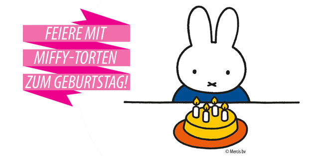 Miffy-Torten