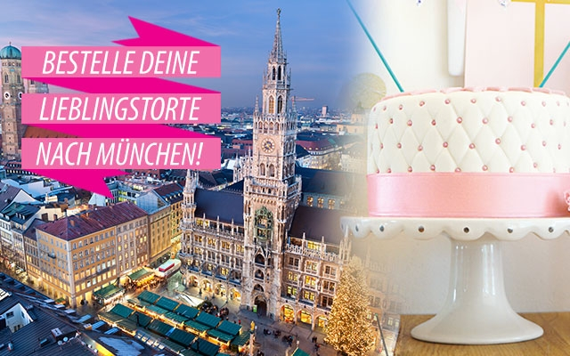 Torten nach München bestellen!