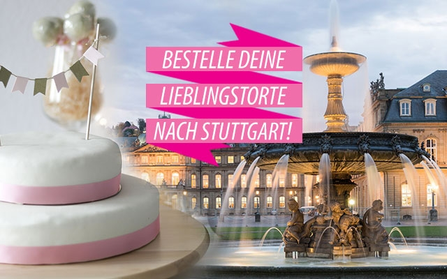 Torten nach Stuttgart bestellen