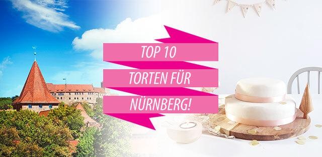 Torten nach Nürnberg bestellen!