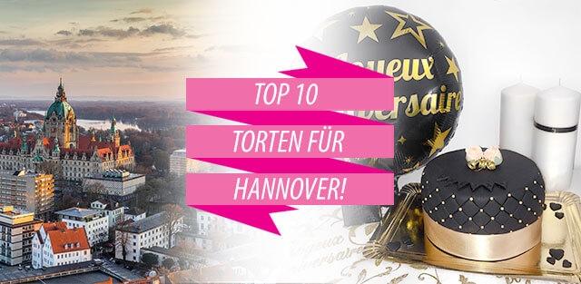Torten nach Hannover bestellen!