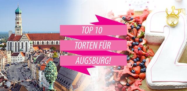 Torten nach Augsburg bestellen!