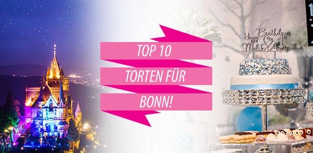 Torten nach Bonn bestellen!
