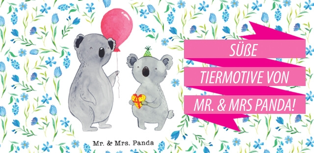 Mr. and Mrs. Panda-Torten
