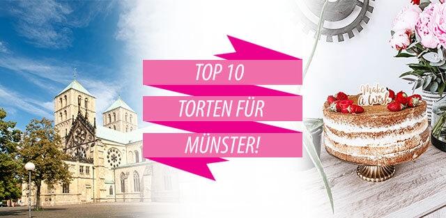 Torten nach Münster bestellen!