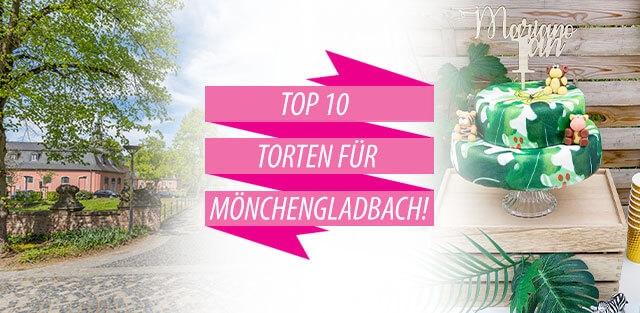 Torten nach Mönchengladbach bestellen!