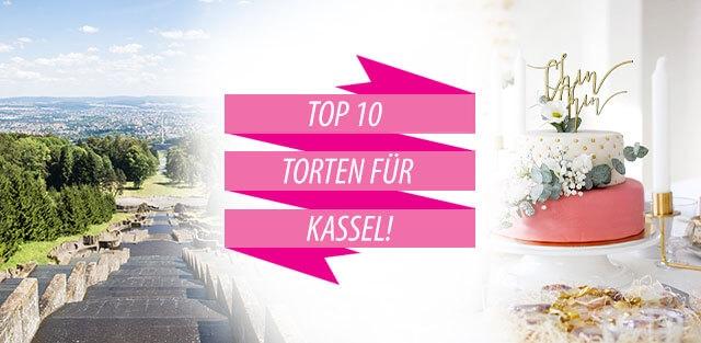 Torten nach Kassel bestellen!