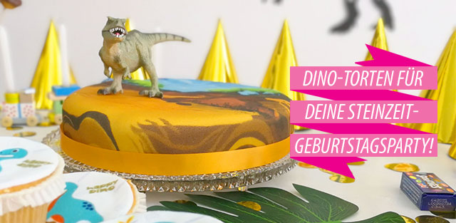 Dino-Torten