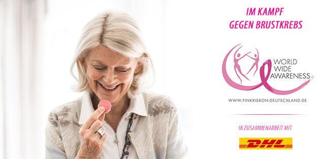 Im Kampf gegen Brustkrebs