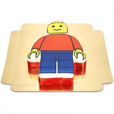 Spielzeugmann-Torte