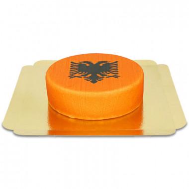 Albanien-Torte