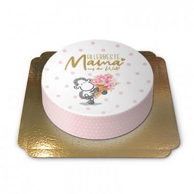 """Sheepworld - """"Allerbeste Mama auf der Welt""""-Torte"""