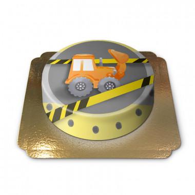 Bagger-Torte