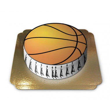 Basketballtorte