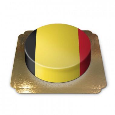 Belgien-Torte