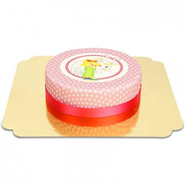 Bibi Blocksberg & Einhorn - Torte