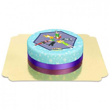 Bibi Blocksberg & ihre Freunde - Torte